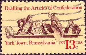 Articles_of_Confederation_1977_Issue-13cSTAMP