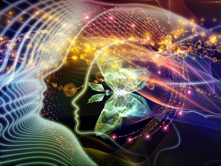 Have you noticed how the mind expresses abstract infinite desires through metaphor?