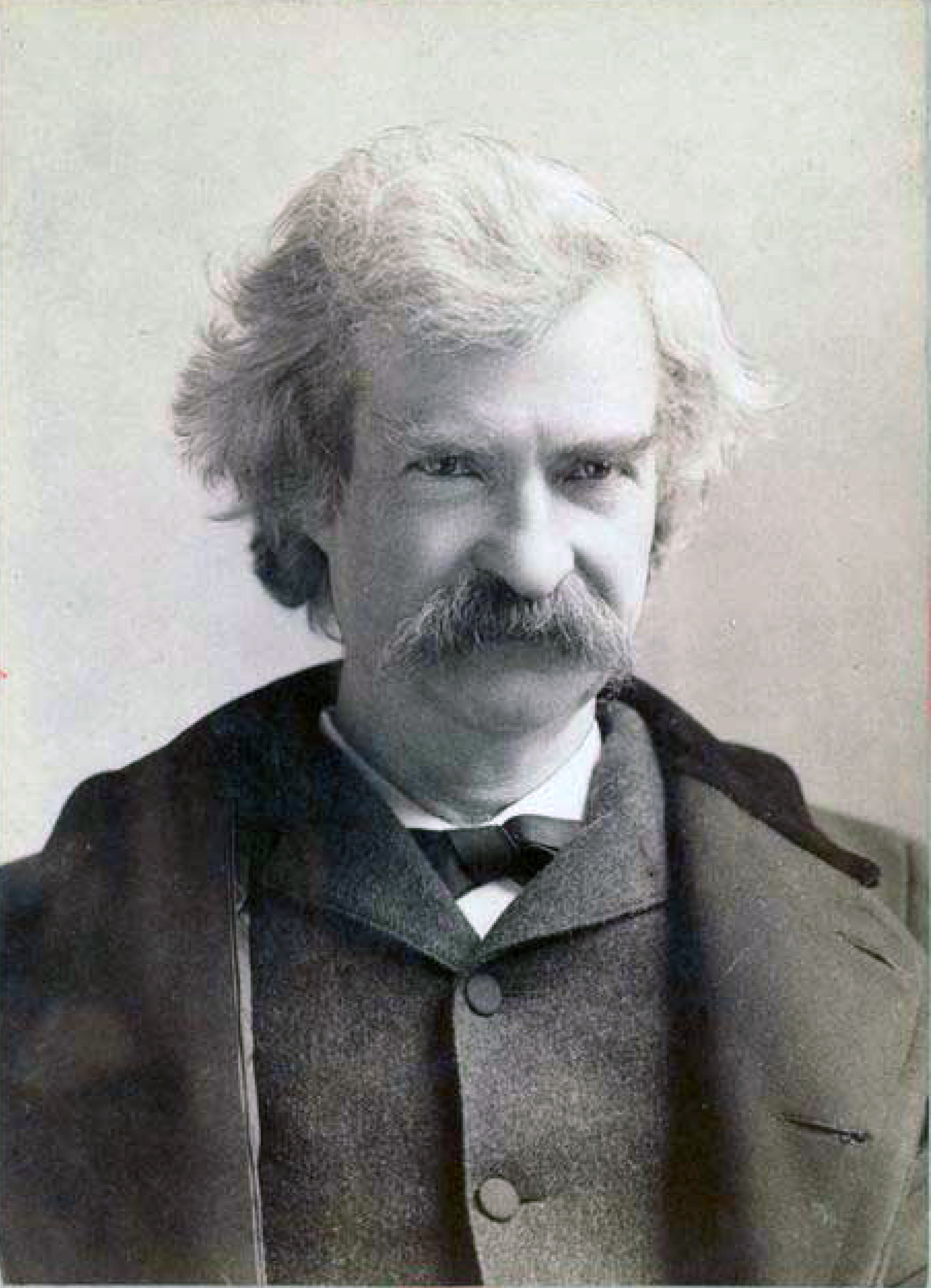Mark Twain Civilization Satire Criticism