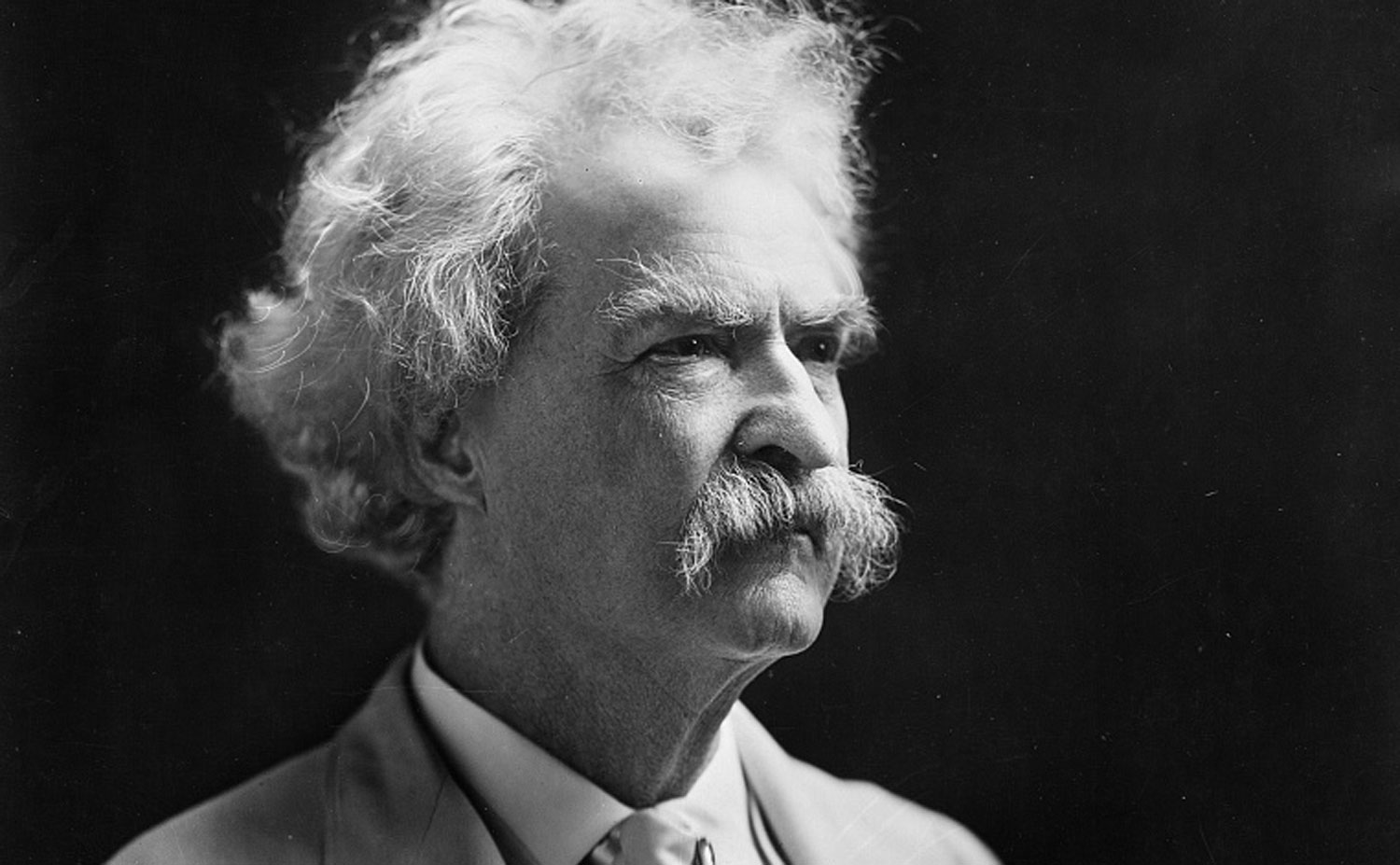 Samuel Clemens poet author person civilization darkness ollamh