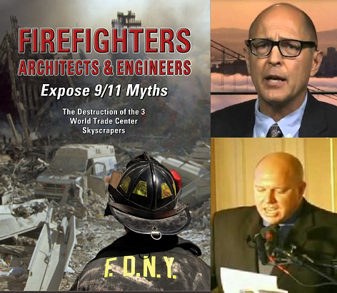 Richard Gage Firefighters